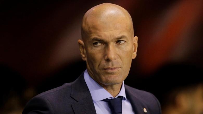 Kata Zidane soal Kartu Merah Ramos
