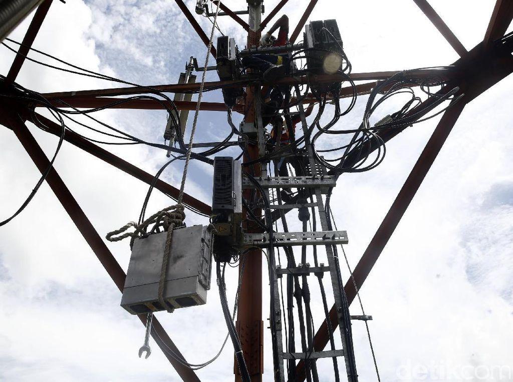 Menumbuhkan Nasionalisme Lewat Sinyal Telekomunikasi