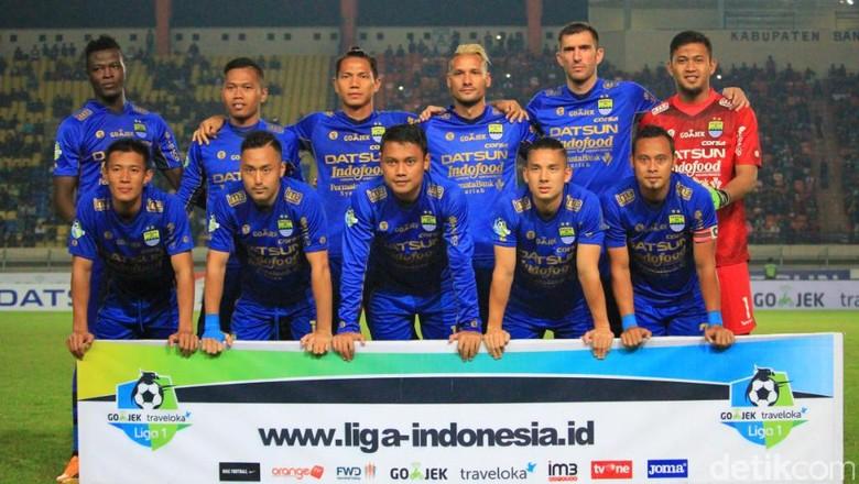 Laga Lawan PBFC Ditunda, Persib Fokus ke Bali United