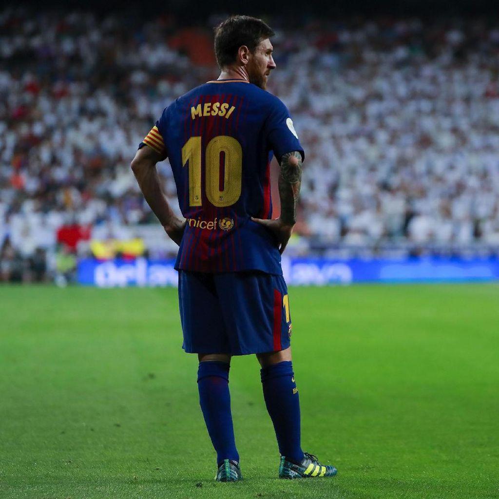Guardiola: Seseorang Bisa Saja Menebus Klausul Buyout Messi