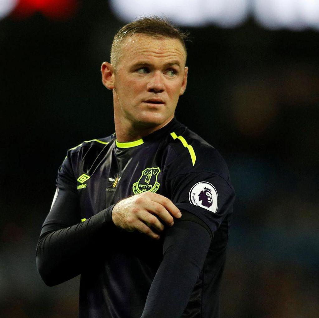 Fokus ke Everton, Rooney Tetap Tunggu Kesempatan Kembali ke Timnas Inggris