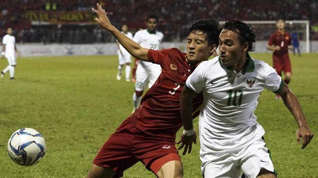 Timnas Indonesia U-22 butuh kemenangan selisih tiga gol atas Kamboja untuk lolos ke semifinal.