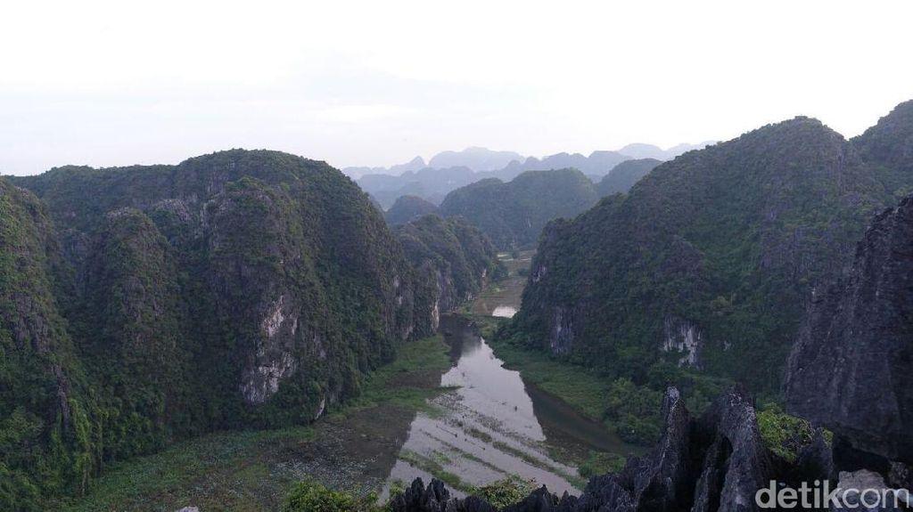 Lokasi Film Kong: Skull Island yang Instagrammable
