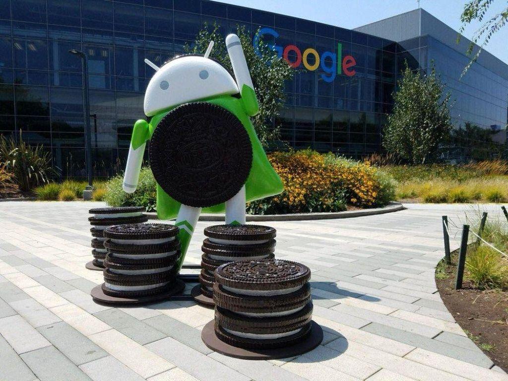 Android Oreo Meluncur, Tebakan Android P Muncul