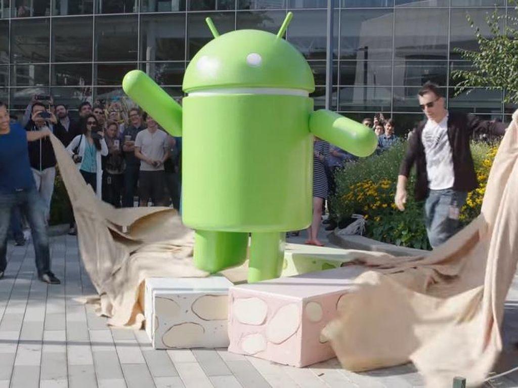 Inikah Inisial Android P?