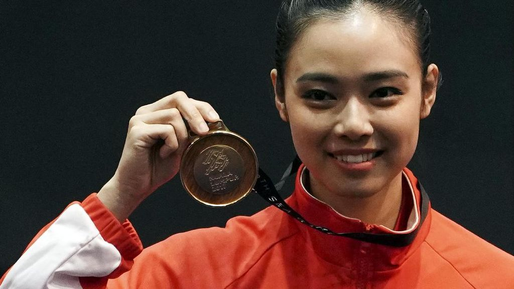 Wushu Penuhi Target 3 Emas di SEA Games 2017