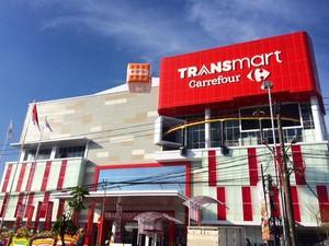 Diskon 70% Pakaian Anak di Transmart Carrefour Dewi Sartika Depok