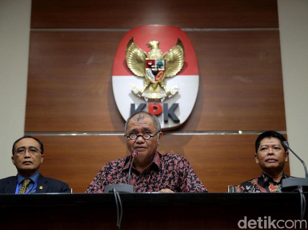 KPK Tetapkan Panitera PN Jaksel Tersangka Soal Kambing-Sapi