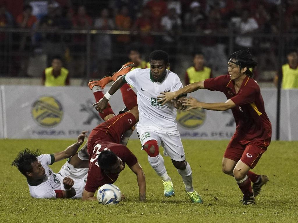Vietnam Vs Indonesia di SEA Games: Selalu Sengit