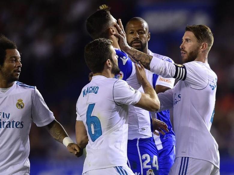 Modric Bermain Fair Play, Ramos Malah Marah-marah