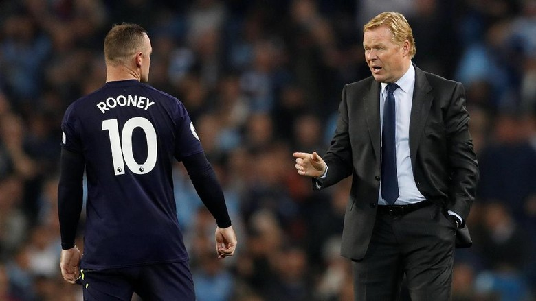 'Keputusan Rooney Pensiun dari Timnas menguntungkan Everton '
