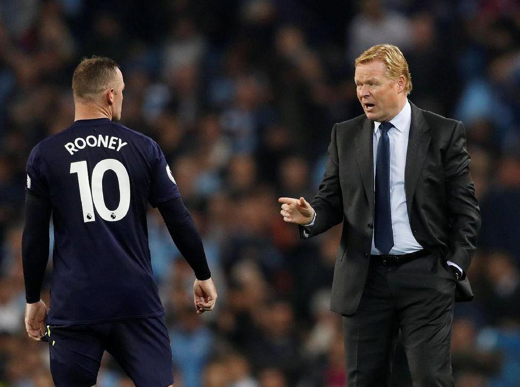 Everton Diuntungkan dengan Keputusan Rooney Pensiun dari Timnas