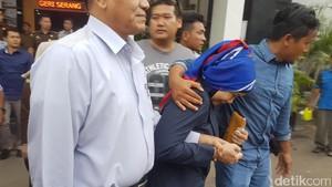 Dirut RSUD Banten Ditahan