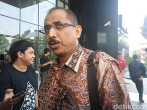 Penyidik KPK Panggil Eks Anggota DPR Djamal Aziz untuk Novanto