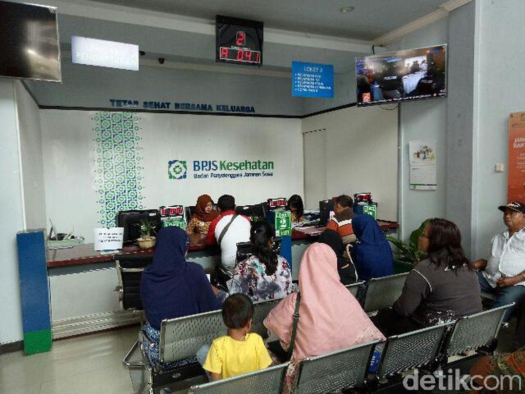 BPJS: Cakupan Kesehatan Penduduk DKI Mencapai 95 Persen