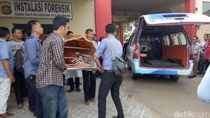 Mayat Pria Penuh Luka di Banyuasin Diduga Sopir Taksi Online