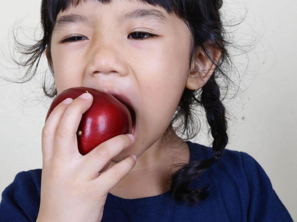 Akibatnya Kalau Anak Asal Kenyang Saat Makan