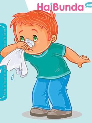 6 Cara Atasi Pilek si Kecil Tanpa Obat