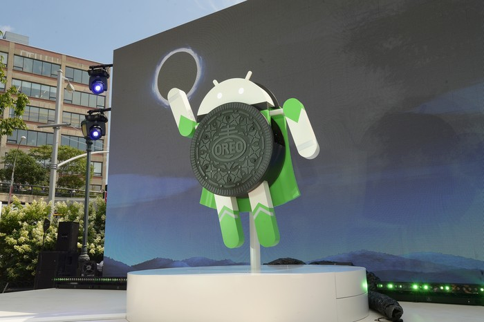 Android Oreo. Foto: Getty Images