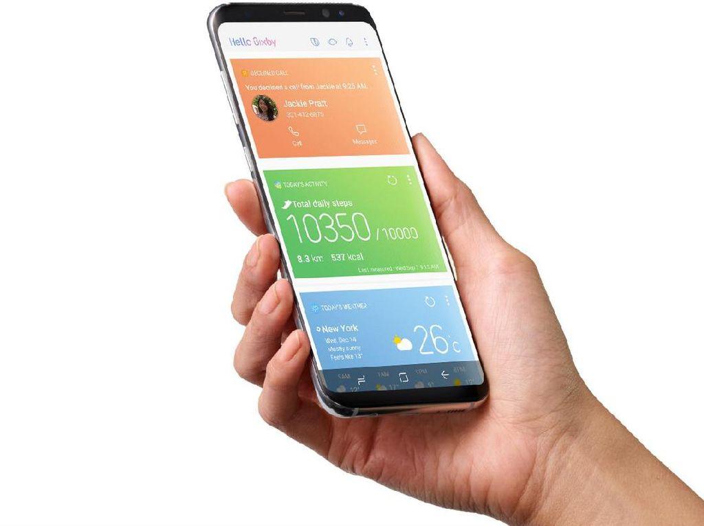 Samsung Bixby Tersedia di 200 Negara