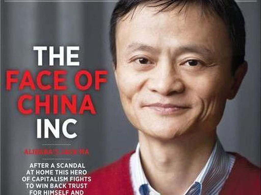 Miliuner Jack Ma Tak Mau Anak Jadi Siswa Juara Satu, Ini Alasannya