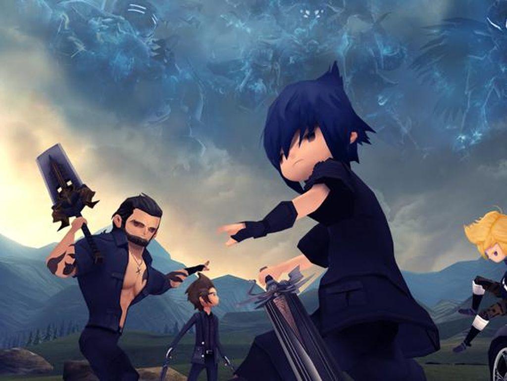 Begini Jadinya Jika Final Fantasy XV Mampir ke Mobile