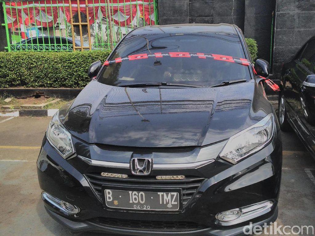 Kasus Suap Sapi-Kambing, Mobil Panitera Masih Parkir di PN Jaksel