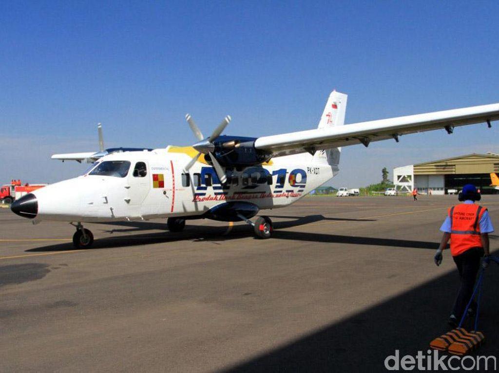 PTDI Siap Produksi 24 Pesawat N219 Tiap Tahun