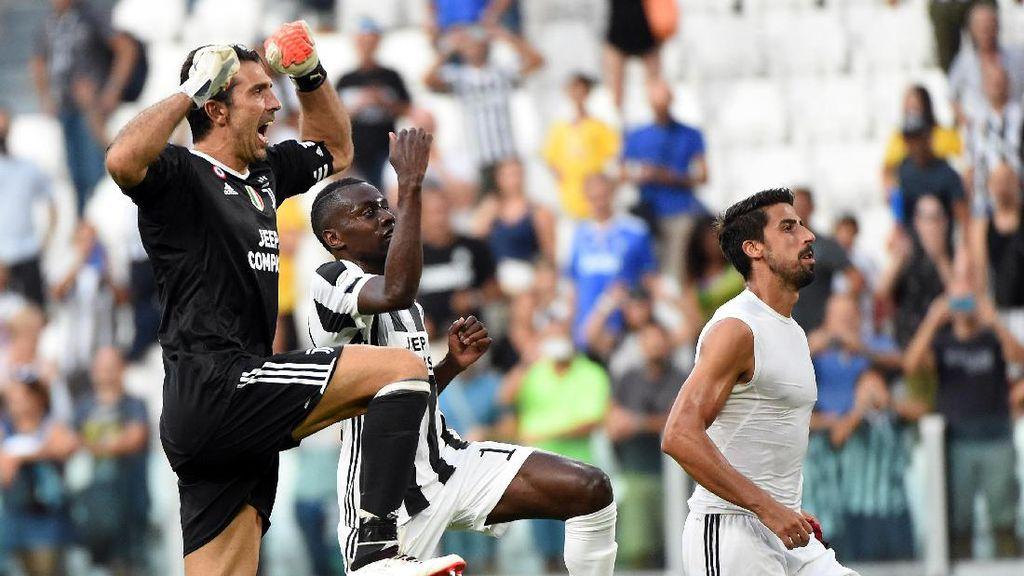 PSG Gaet Neymar dan Berpotensi Dapatkan Mbappe, Matuidi Tak Menyesal Gabung Juve