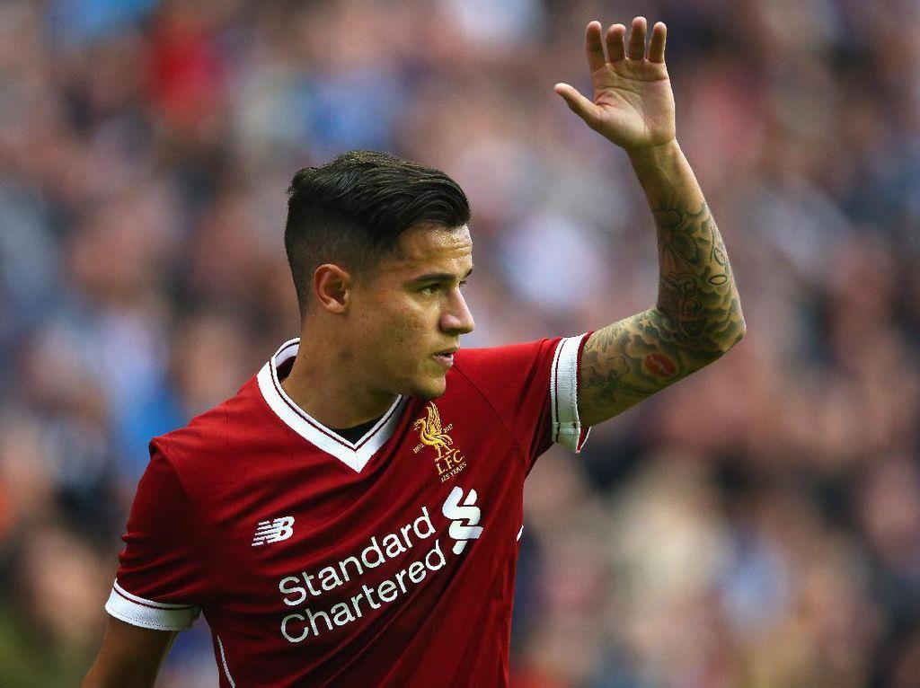Simpati Sir Alex buat Liverpool Terkait Coutinho