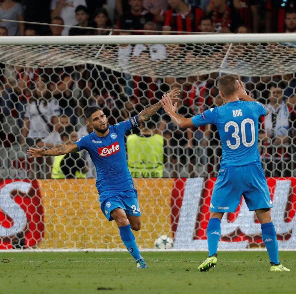 Liga Champions Hadiah yang Pas untuk Napoli