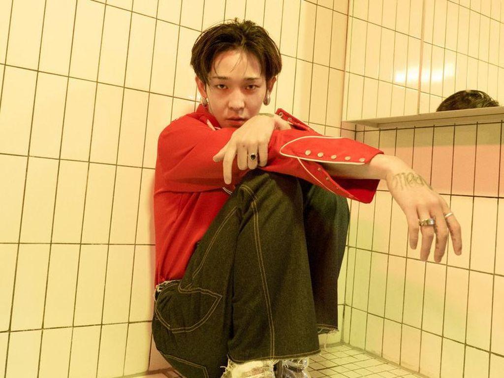 Foto: Ini Idol K-Pop yang Jadi Model Playboy Pertama di Korea