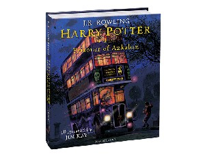 Pre Order Edisi Ilustrasi Harry Potter and the Prisoner of Azkaban Dibuka