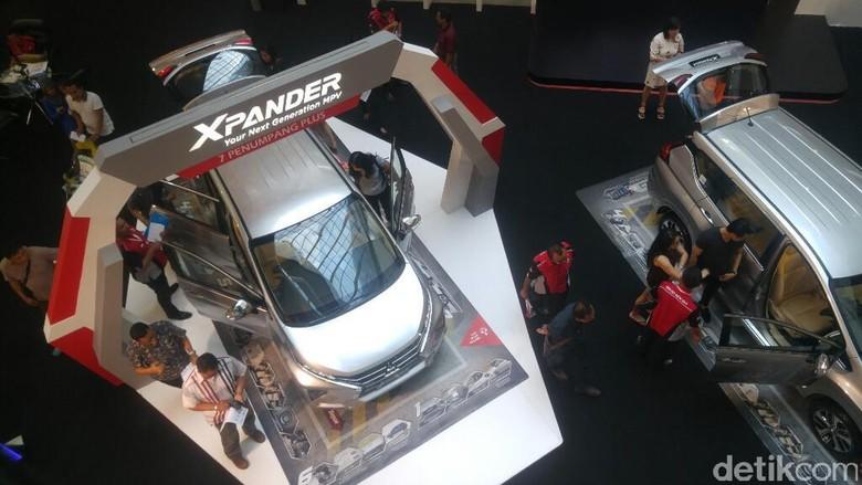 2 Alasan Kenapa Mitsubishi Xpander Termahal Paling Laris