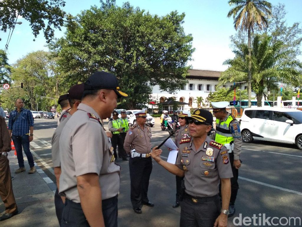 Ini Rute yang Akan Dilalui Peserta Karnaval Kemerdekaan di Bandung