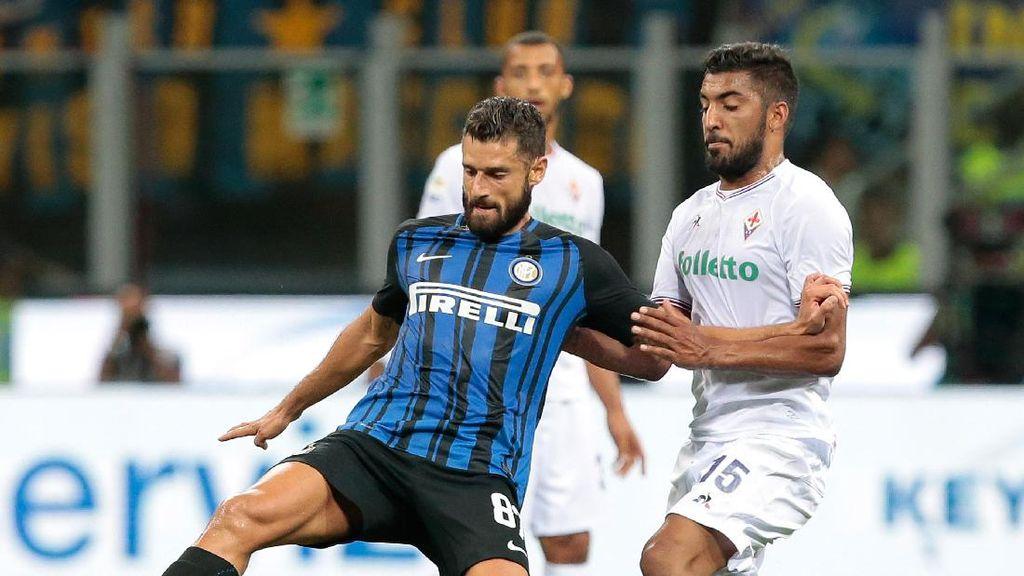 Candreva Takkan Tinggalkan Inter