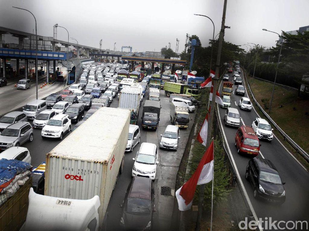 Ganjil Genap di Pintu Tol Bekasi Berlaku untuk Mobil Pribadi