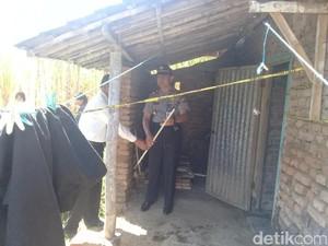 Gagang Kayu Alat Pengepel Diduga jadi Alat Membunuh Diamankan