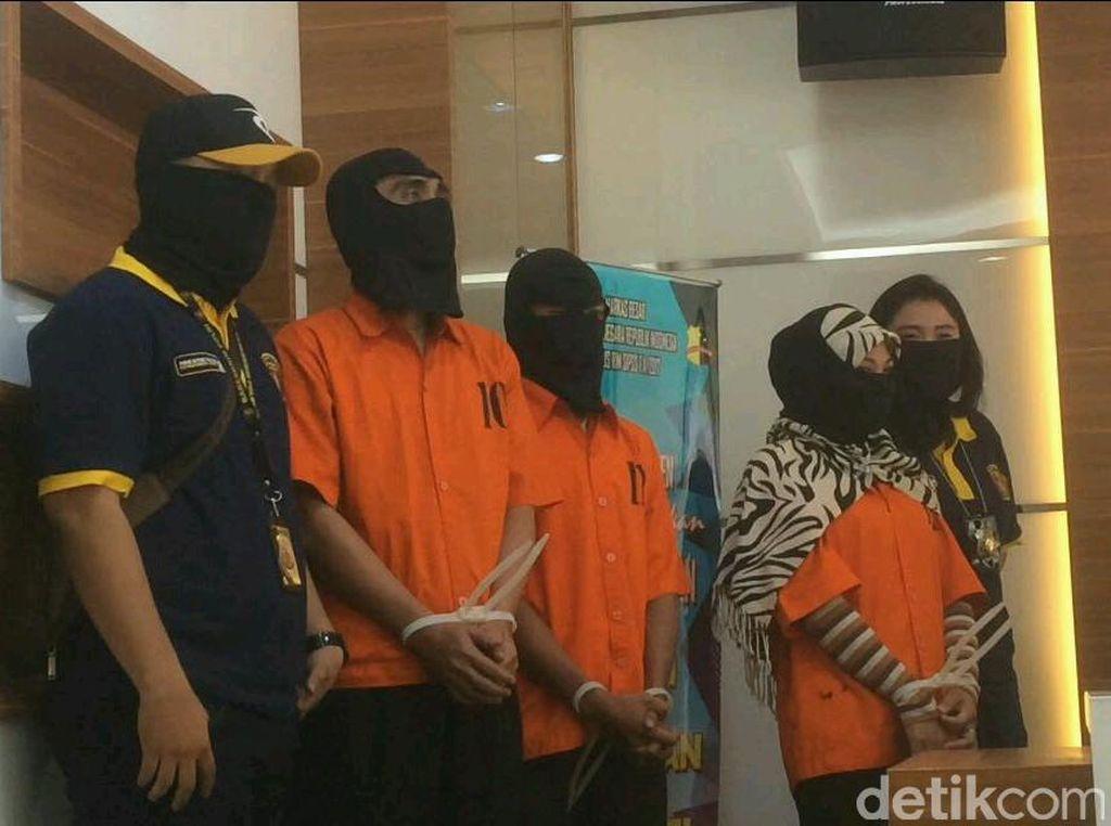 Polisi: Adik Bendahara Tamasya Al-Maidah Member Saracen