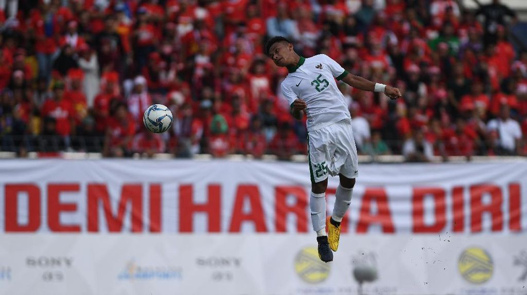 Menghadapi Kamboja, Timnas U-22 Diminta Bermain Lepas