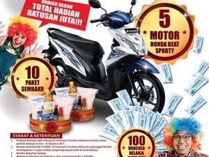 Kumpulkan Kupon Belanja Lebih Untung di Transmart Carrefour Mataram