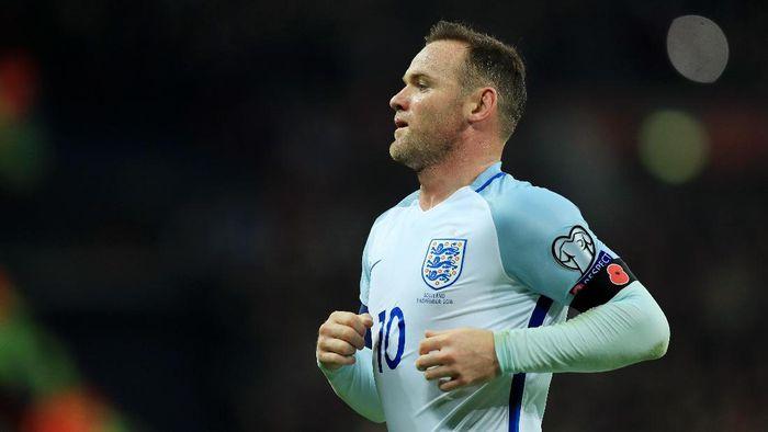Wayne Rooney, pencetak gol terbanyak di timnas Inggris. (Foto: Richard Heathcote/Getty Images)