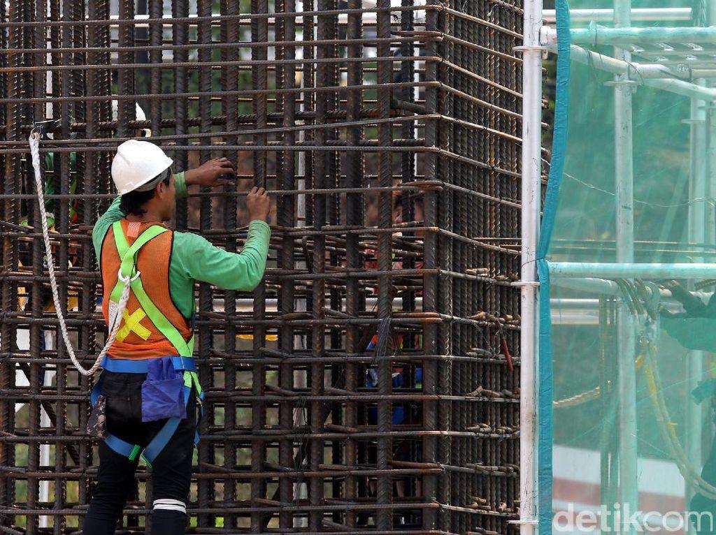 31 Proyek Ditawarkan Pakai Skema Campuran di Pertemuan IMF-WB