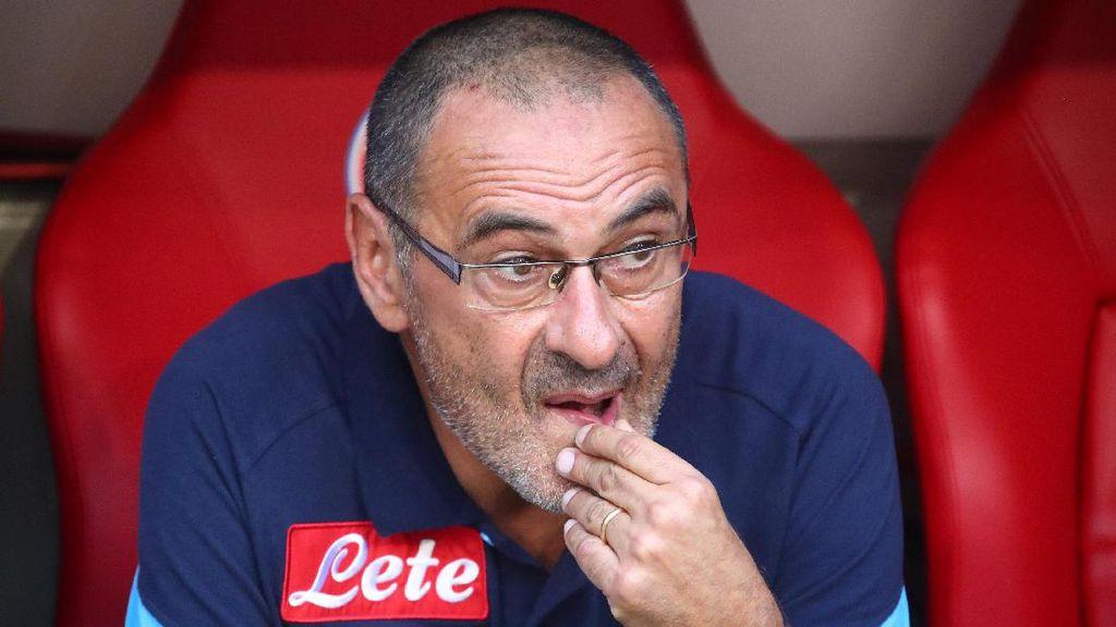 Agen Sarri: Belum Ada Tawaran dari Chelsea atau Klub Lain