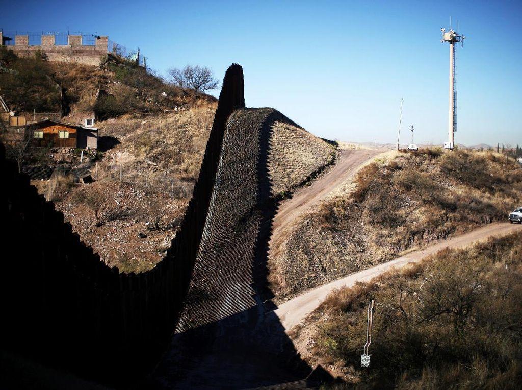 AS Kerahkan 3.750 Tentara Tambahan ke Perbatasan Meksiko