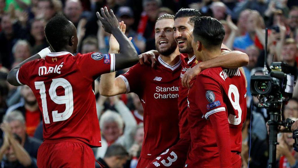 Malam Brilian Liverpool di Anfield