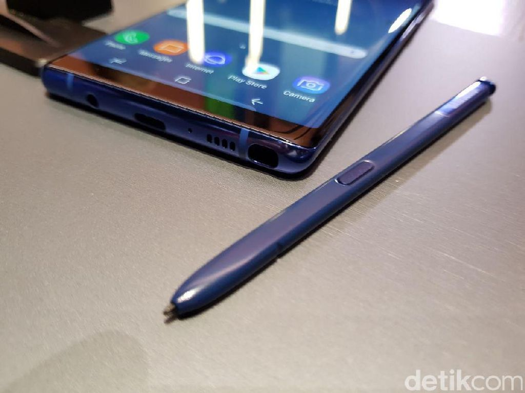Bos Samsung Pede Galaxy Note 8 Lebih Laris dari Note 5