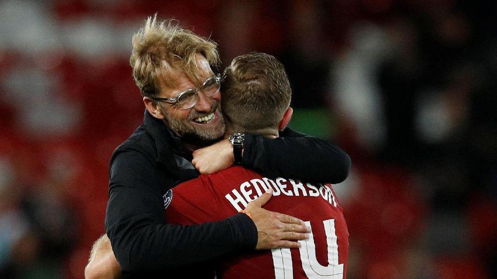Senyum Lebar Klopp di Anfield