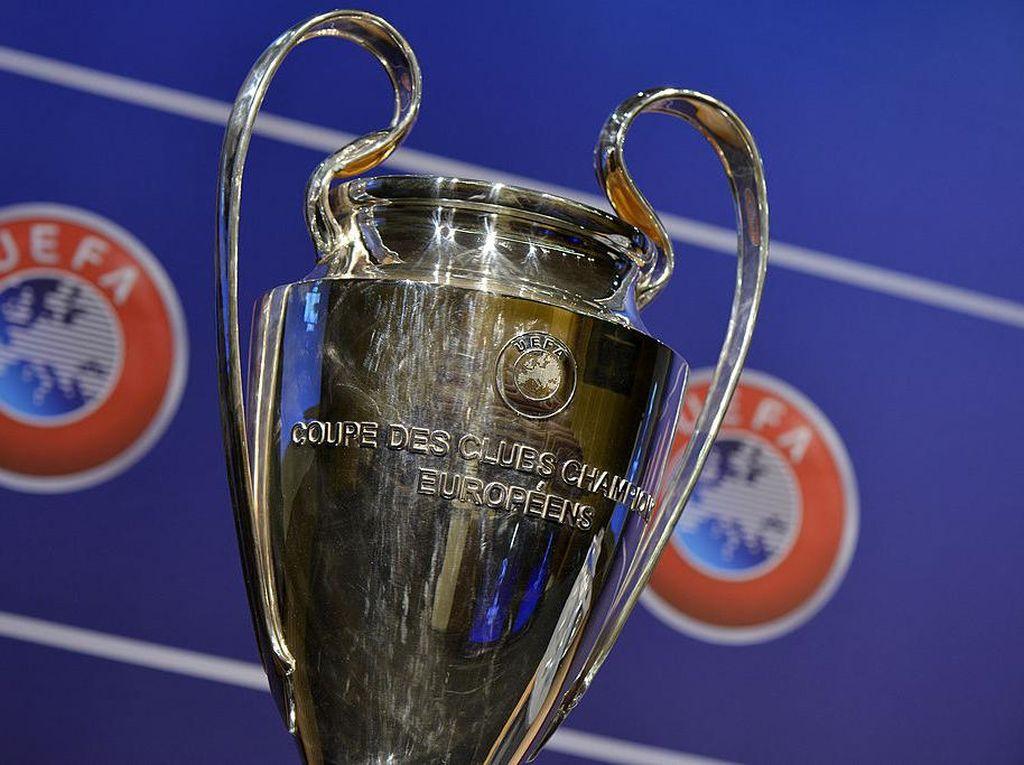 Jadwal Drawing Perempatfinal Liga Champions