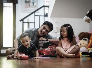 Foto: Aih, So Sweet!Saat Para Suami Membantu Istriny